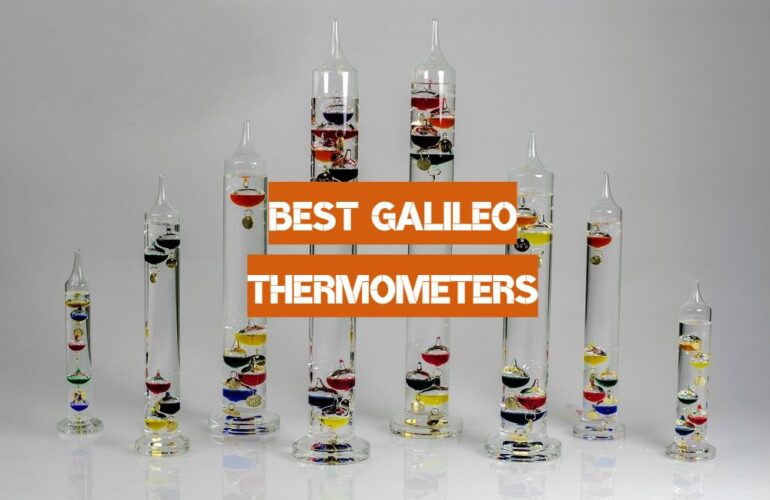 5 Best Galileo Thermometers