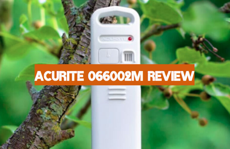 AcuRite 06002M Review
