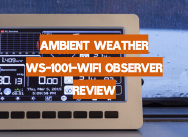 Ambient Weather WS-1001-WIFI Observer Review