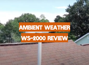Ambient Weather WS-2000 Review